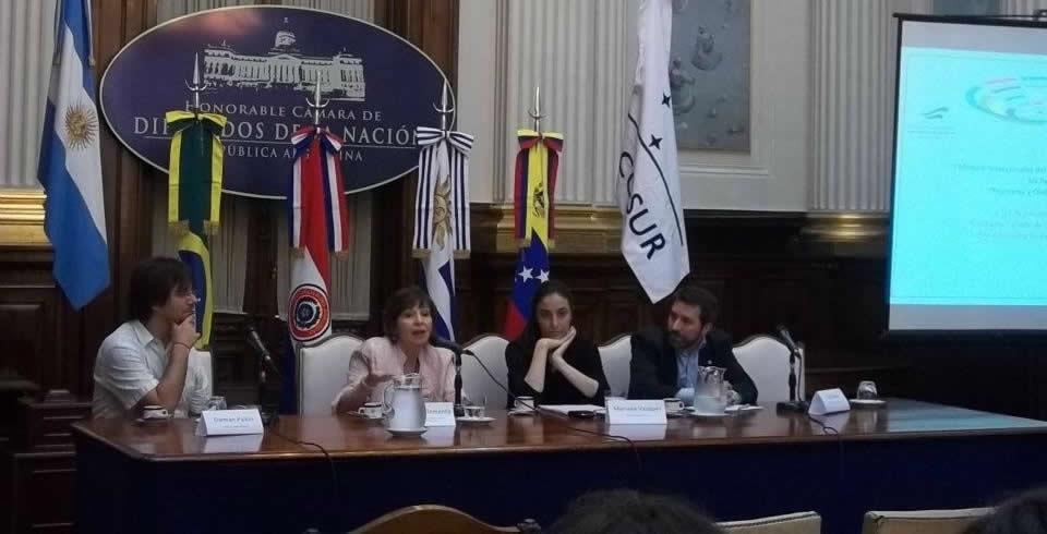 I Modelo Interescuelas del Parlamento del MERCOSUR - MI PARLASUR